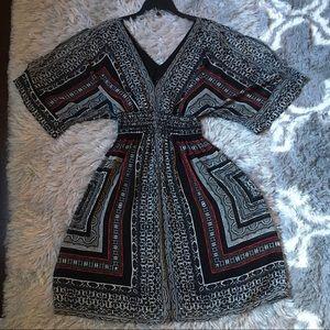 B. Smart boho dress